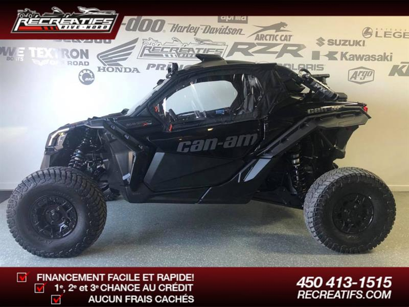 Can-am Maverick X3 2020