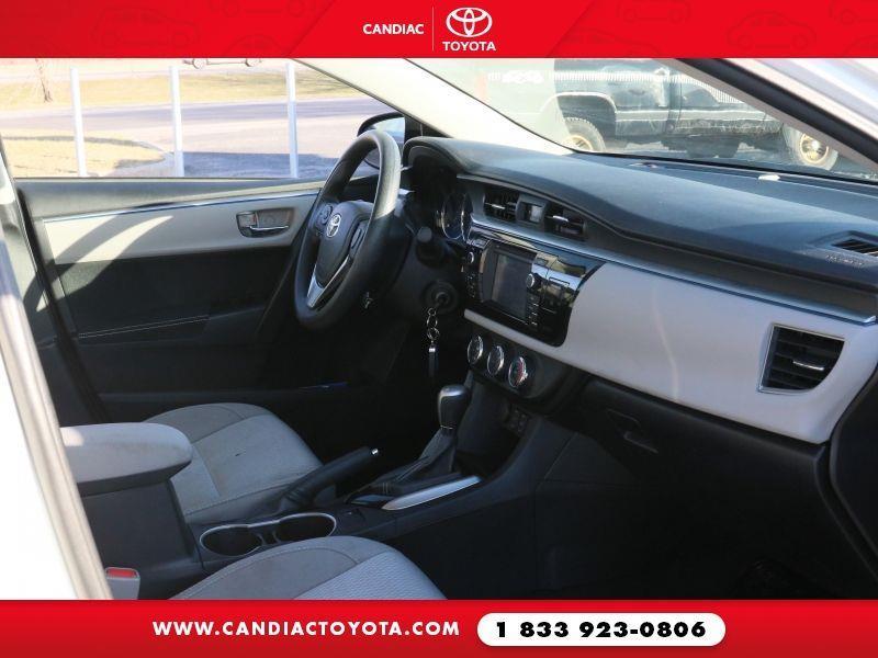toyota Corolla 2016 - 27