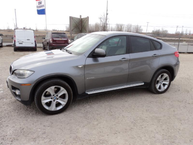 2009 BMW X6 35 I awd local SUV #18-38A4656
