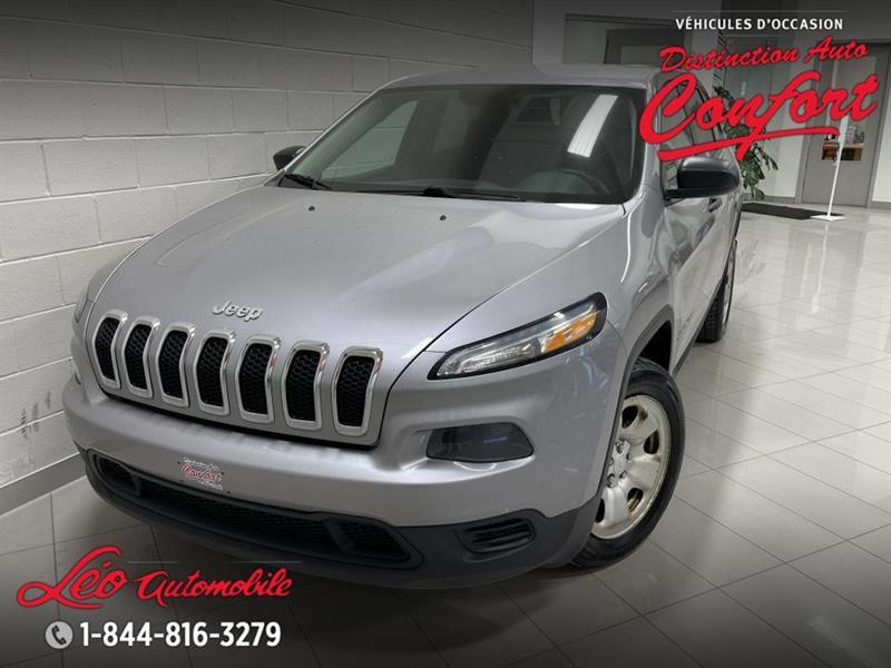 2018 Jeep  Cherokee Sport TA
