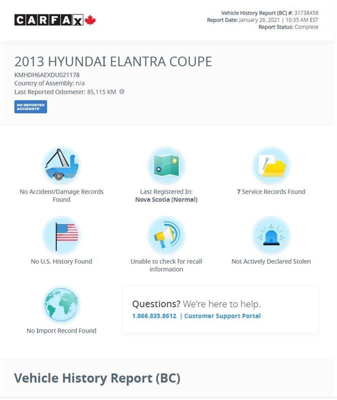 Hyundai Elantra Coupe 34