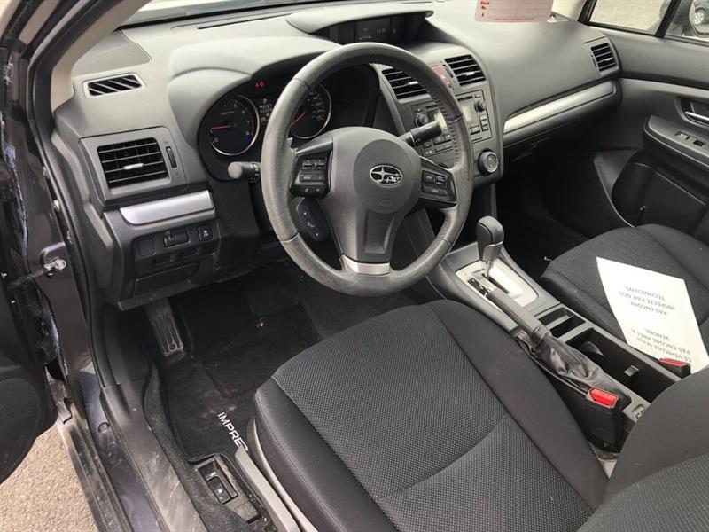 Subaru Impreza 9
