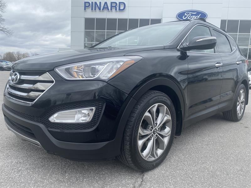 2014 Hyundai Santa Fe
