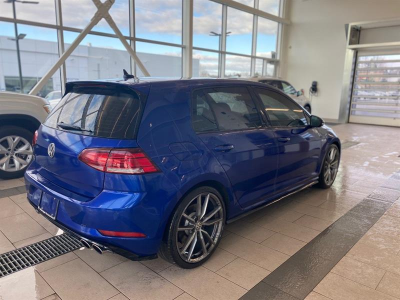 Volkswagen Golf R 5