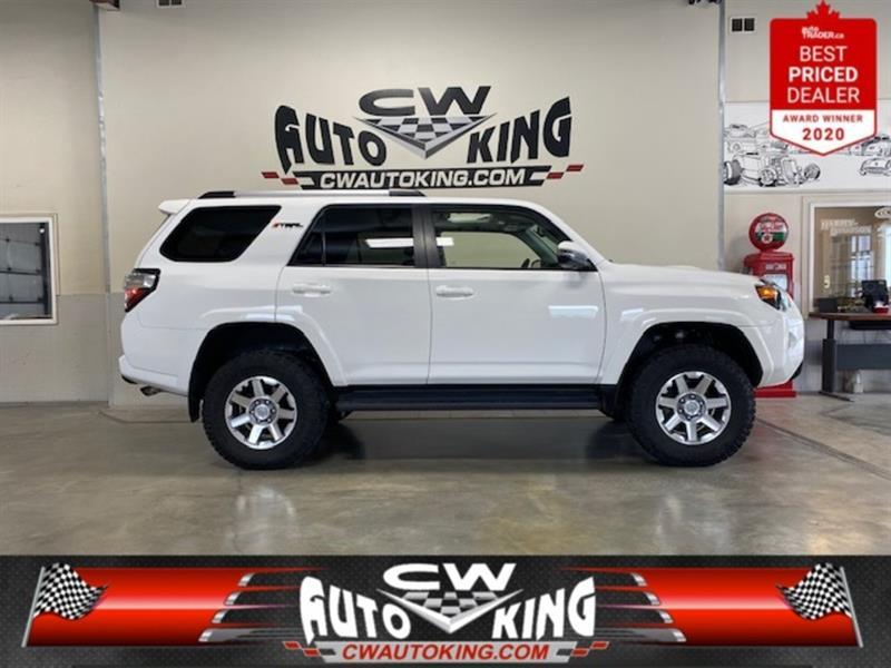 2016 Toyota 4runner 4WD TRD/Trail.. Local / Lift / All Luxury Options #20042751