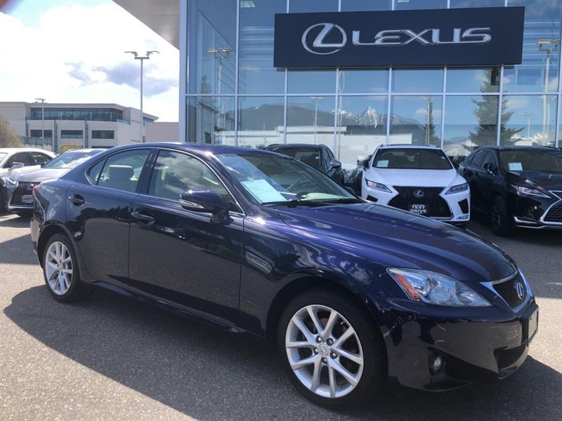 2011 Lexus Is