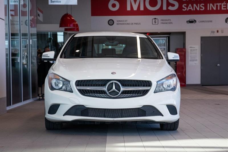 Mercedes-Benz CLA-Class 2