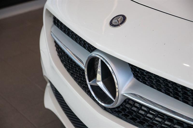 Mercedes-Benz CLA-Class 5