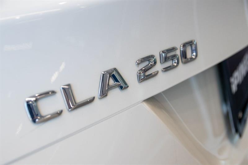 Mercedes-Benz CLA-Class 9