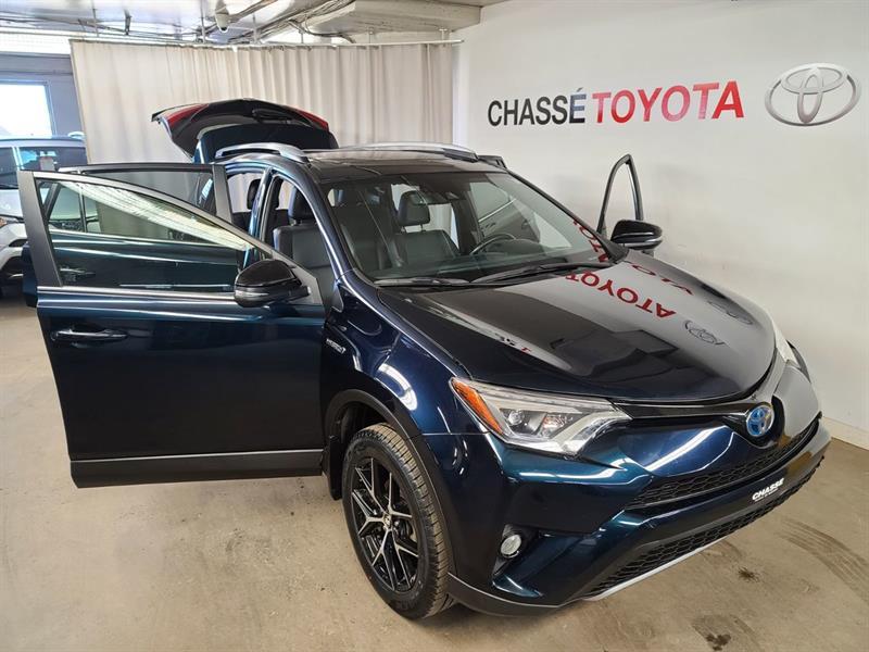 toyota RAV4 Hybrid 2017 - 8