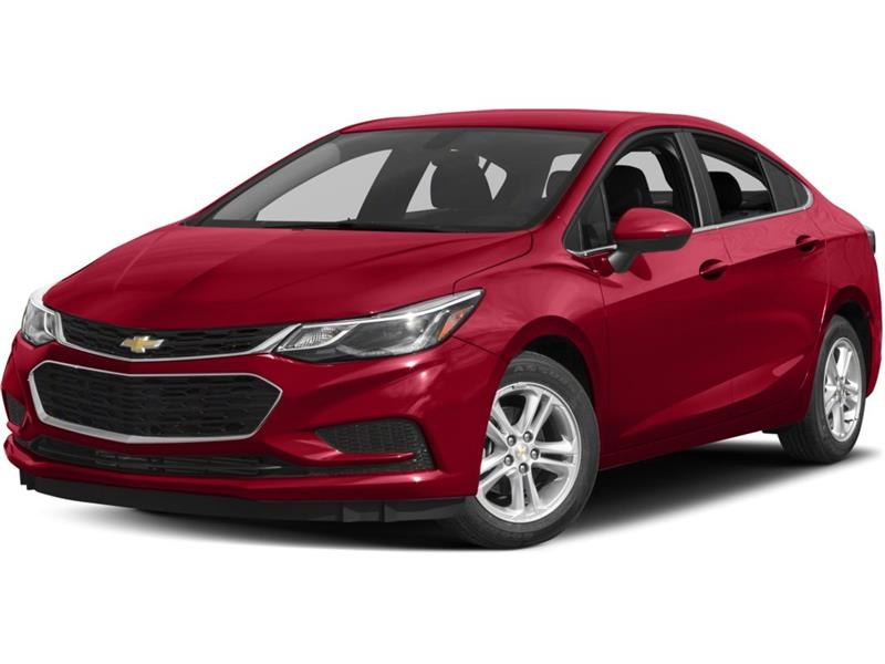 2016 Chevrolet Cruze LT Manual #P799-1