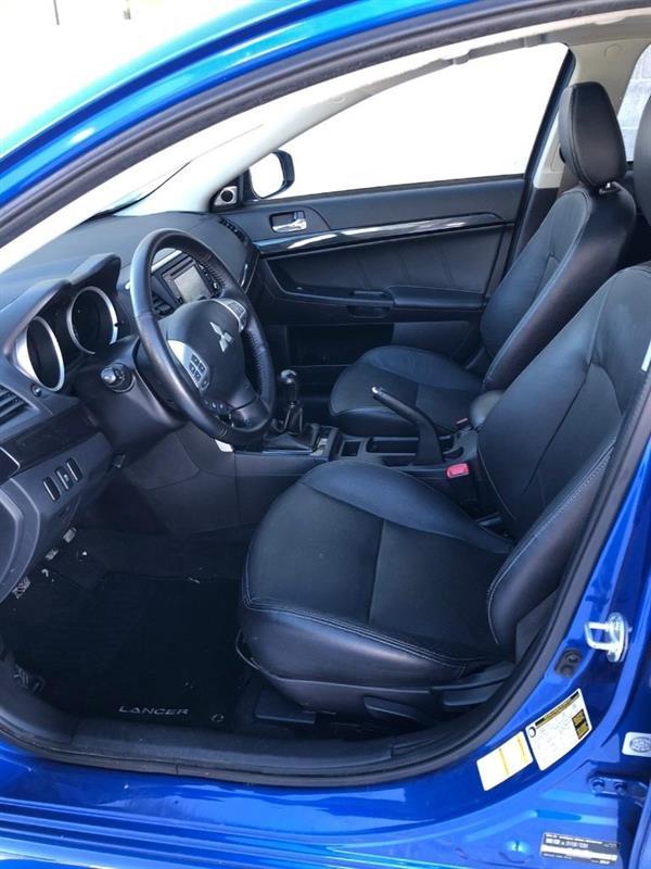 Mitsubishi Lancer Sportback 12