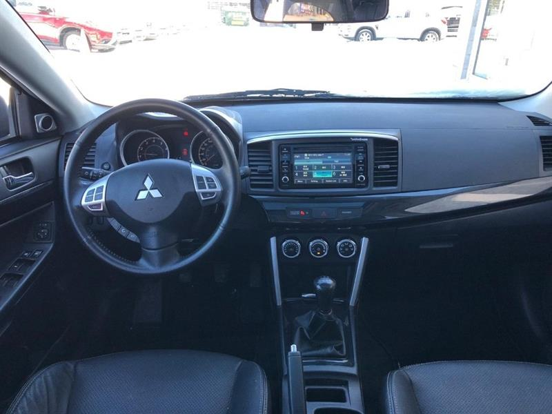 Mitsubishi Lancer Sportback 16