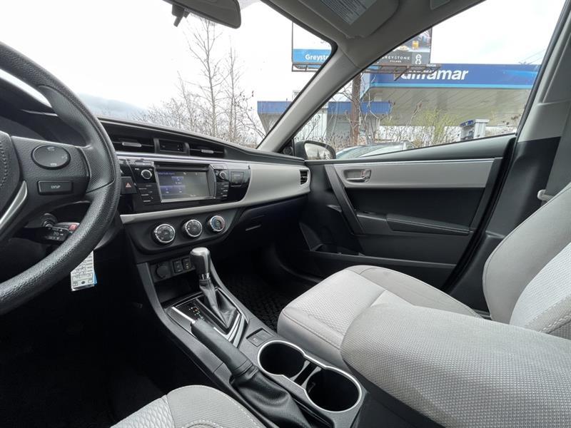 toyota Corolla 2015 - 17
