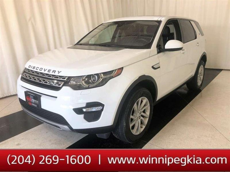 2019 Land Rover Discovery Sport HSE #19LD99953