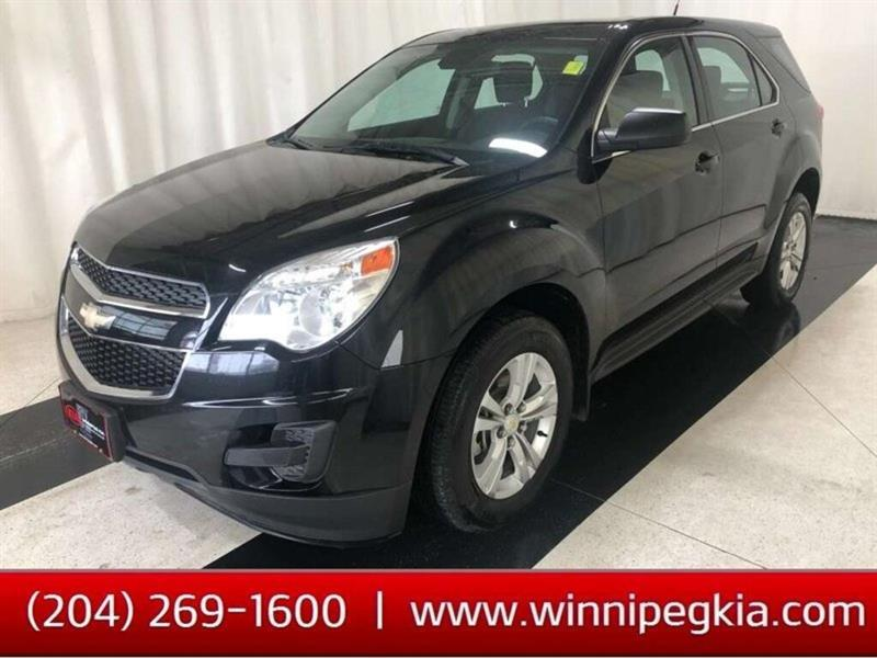 2012 Chevrolet Equinox LS #21SP218A