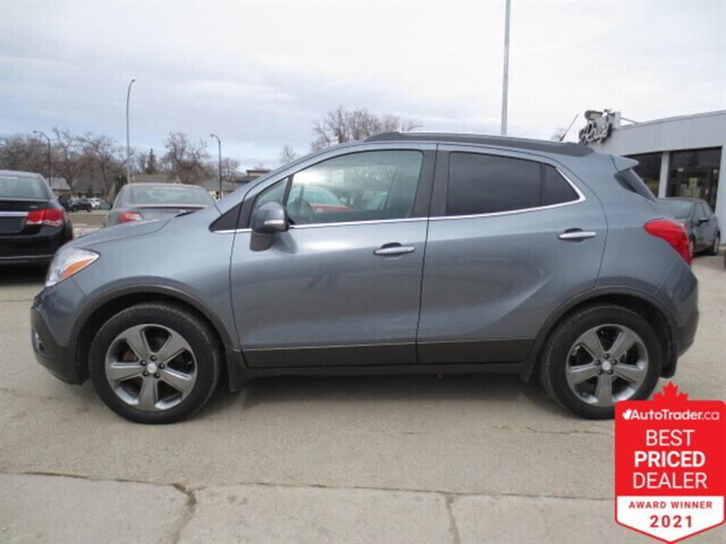2014 Buick Encore FWD 4dr Convenience - Camera/Bluetooth #4846