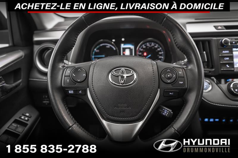 toyota RAV4 Hybrid 2017 - 22