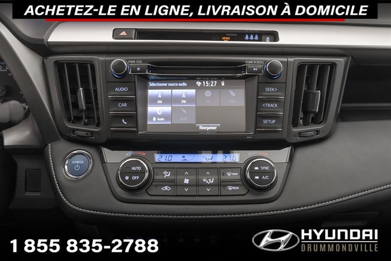toyota RAV4 Hybrid 2017 - 28