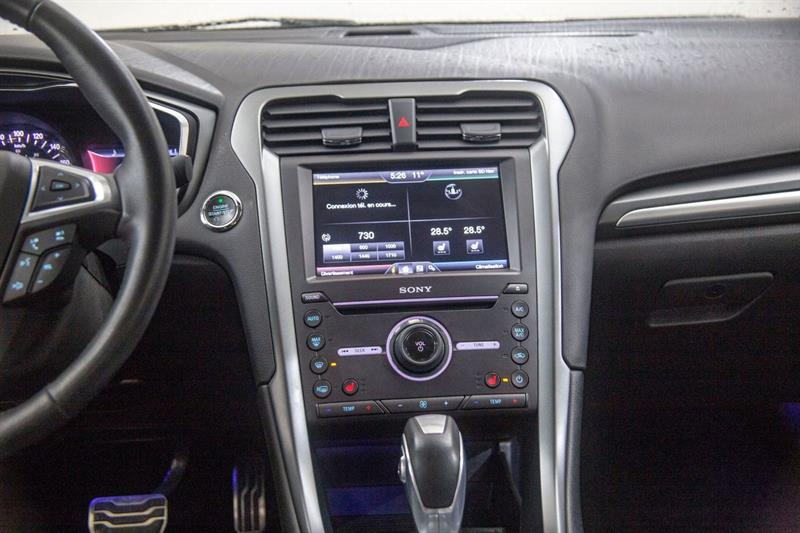 Ford Fusion 11