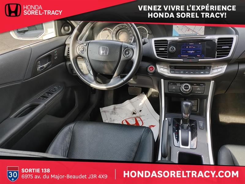 Honda Accord Sedan 5