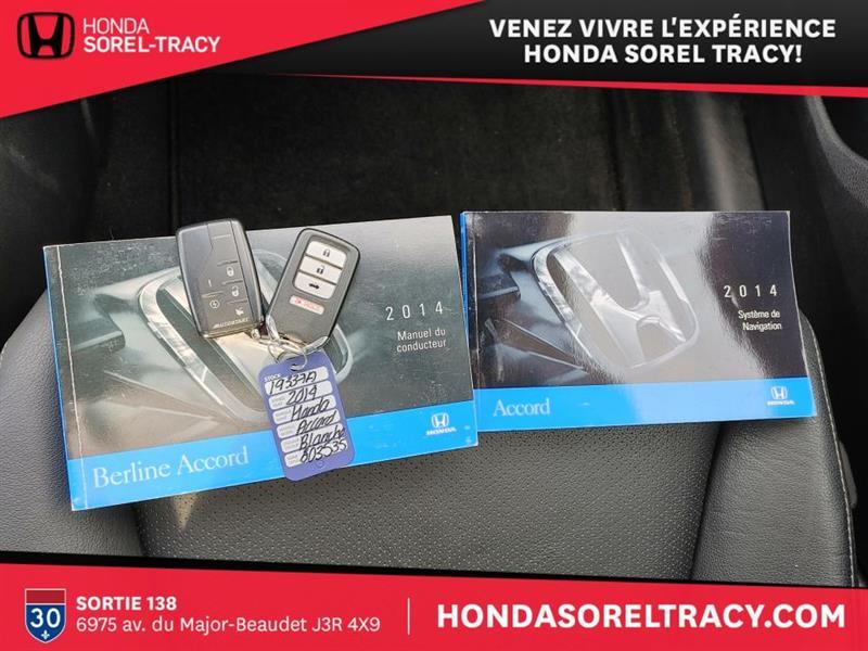 Honda Accord Sedan 24