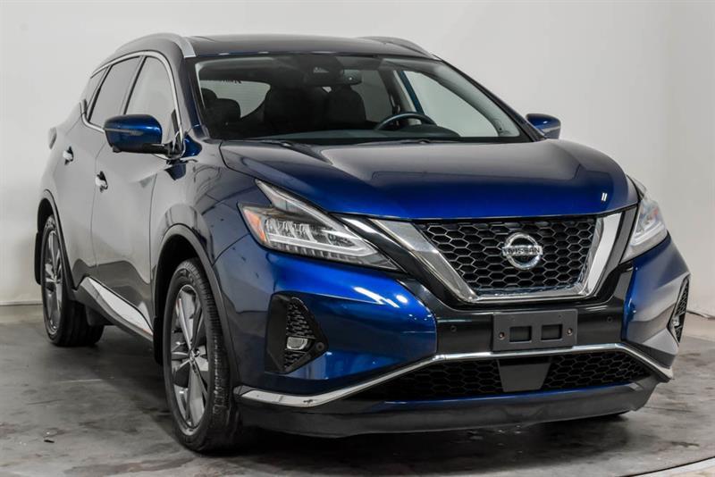 Nissan Murano Platinum AWD A/C Mags Cuir Toi 2019