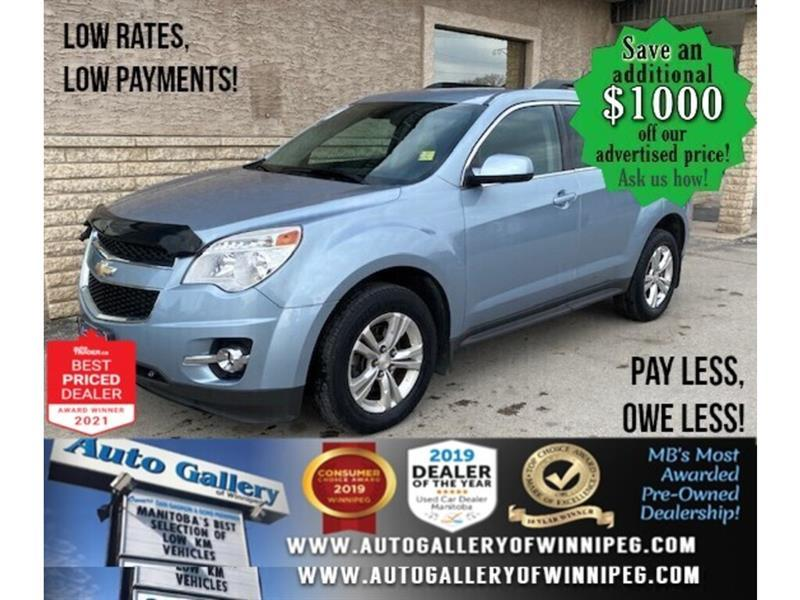 2014 Chevrolet Equinox LT* AWD/Heated Seats/REMOTE STARTER #24853