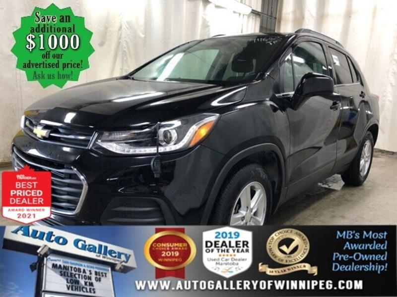 2019 Chevrolet Trax LT* Reverse Camera/Satellite Radio/REMOTE STARTER #24893