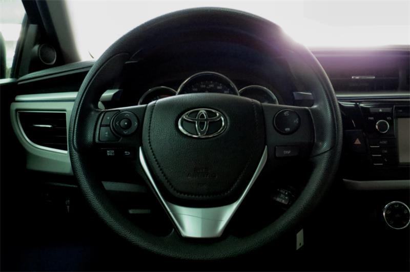 toyota Corolla 2016 - 18