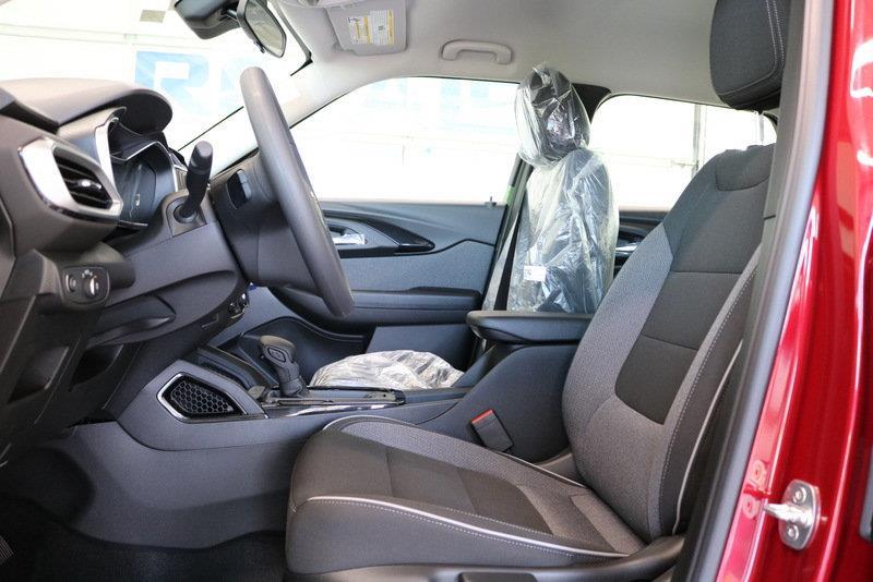 Chevrolet TrailBlazer 4