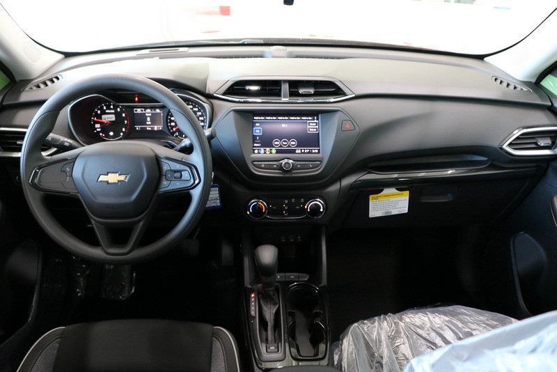 Chevrolet TrailBlazer 5