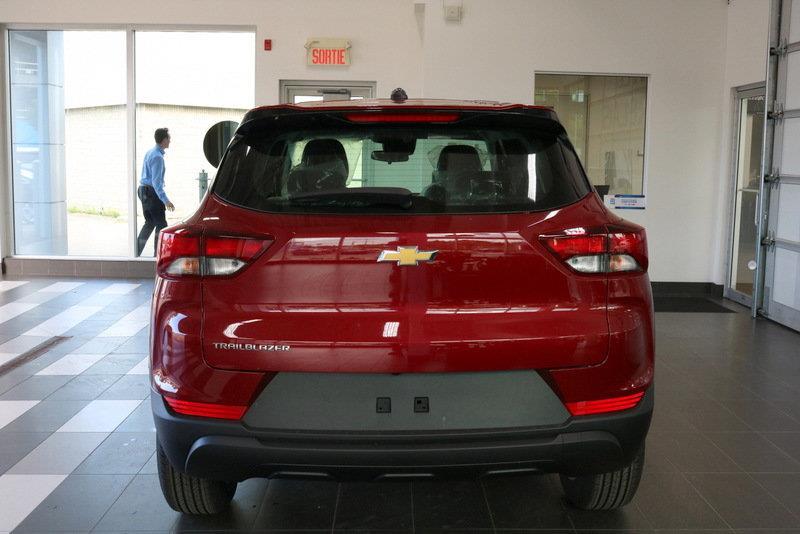 Chevrolet TrailBlazer 16