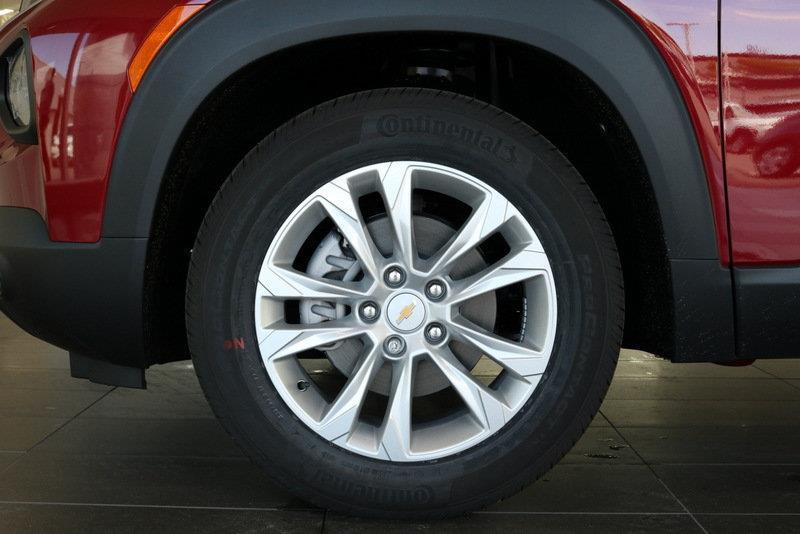 Chevrolet TrailBlazer 18