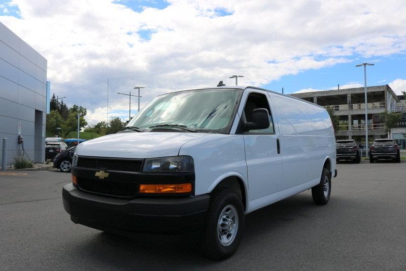2020 Chevrolet Express Cargo Van