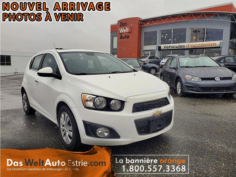 2012 Chevrolet  Sonic Automatique, Air climatisé, LT