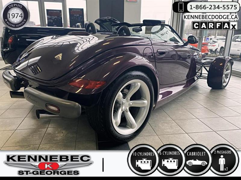 Plymouth Prowler 4