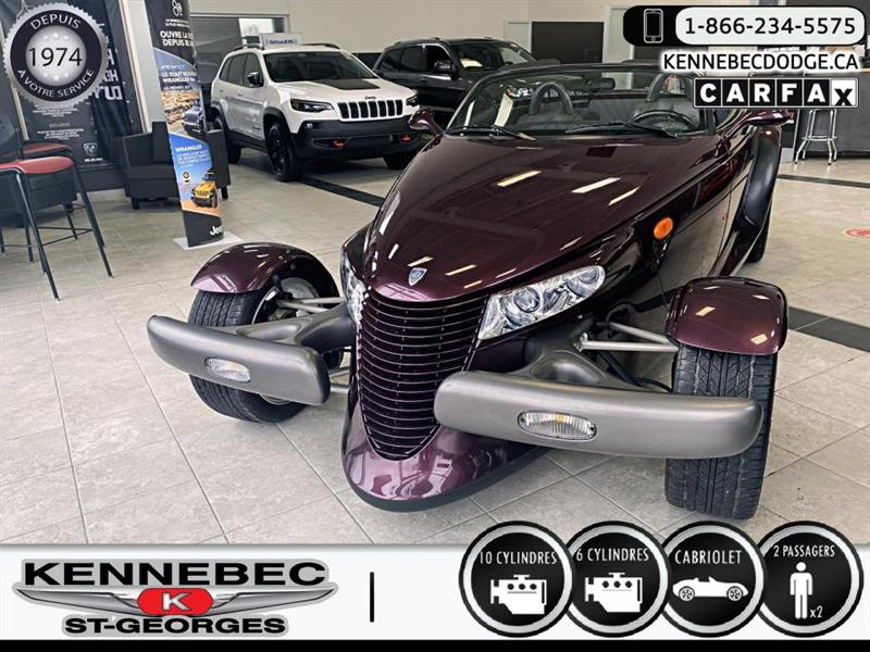 Plymouth Prowler 6