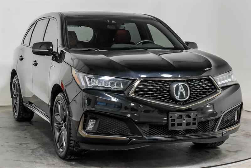 Acura MDX 2019 A-Spec AWD A/C Mags Cuir Toit