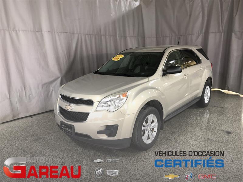 2011 Chevrolet Equinox AWD