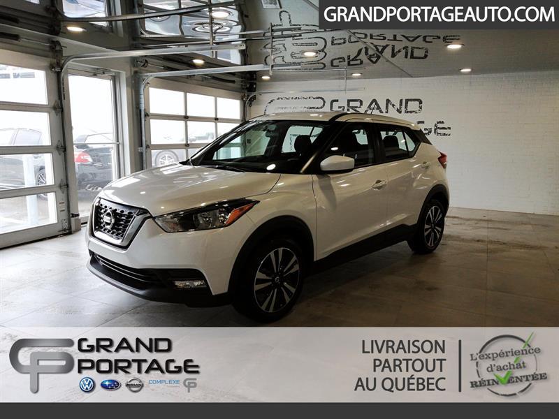Nissan Kicks 2019 SV TA