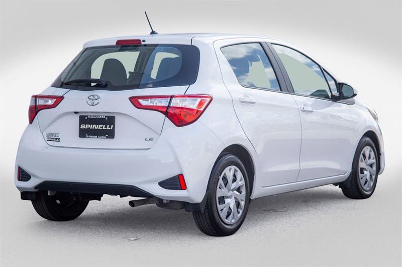 toyota Yaris Hatchback 2018 - 5
