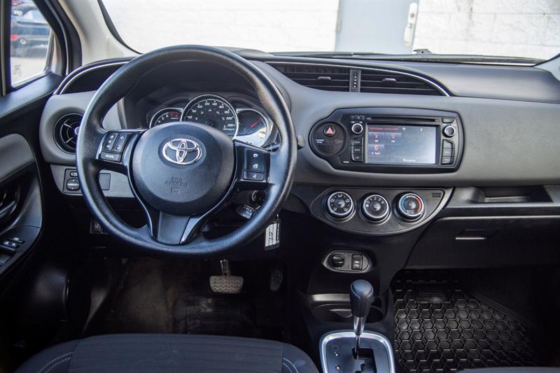 toyota Yaris Hatchback 2018 - 8