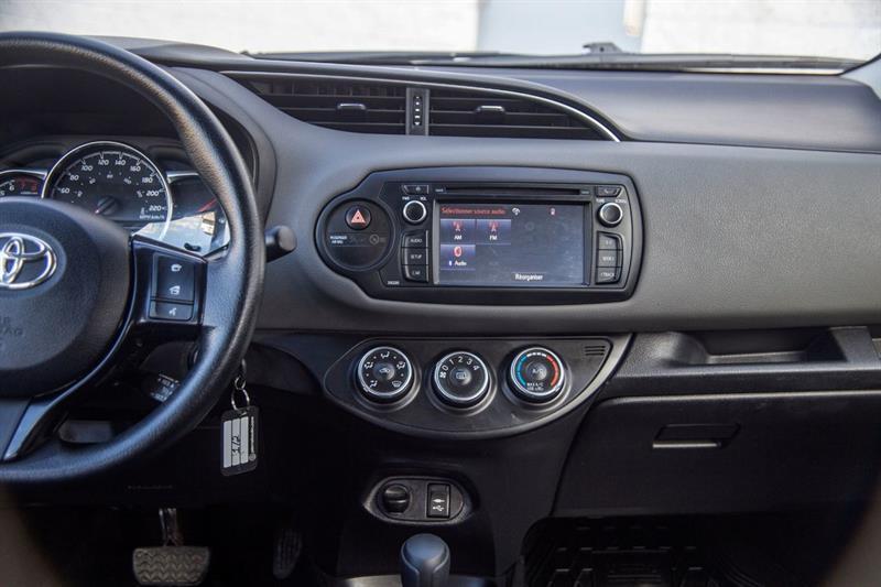 toyota Yaris Hatchback 2018 - 13