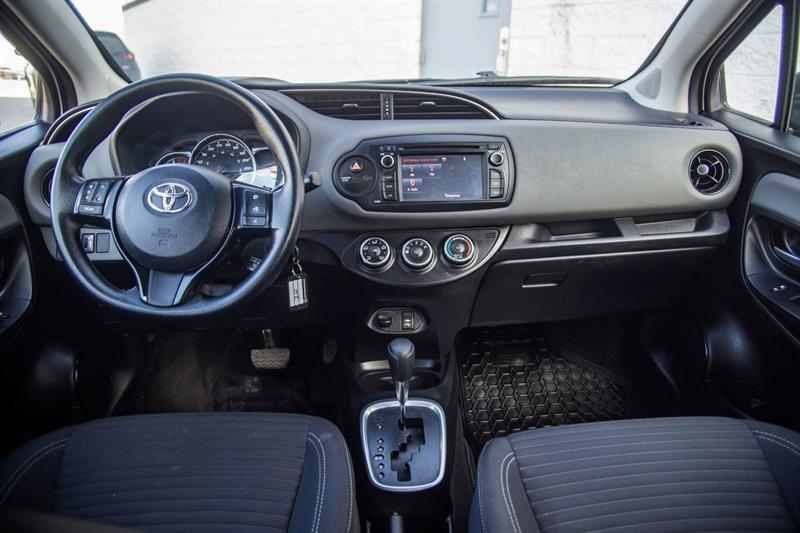 toyota Yaris Hatchback 2018 - 21