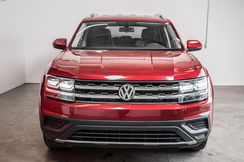 Volkswagen Atlas 5