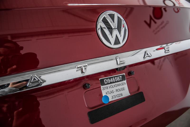 Volkswagen Atlas 18