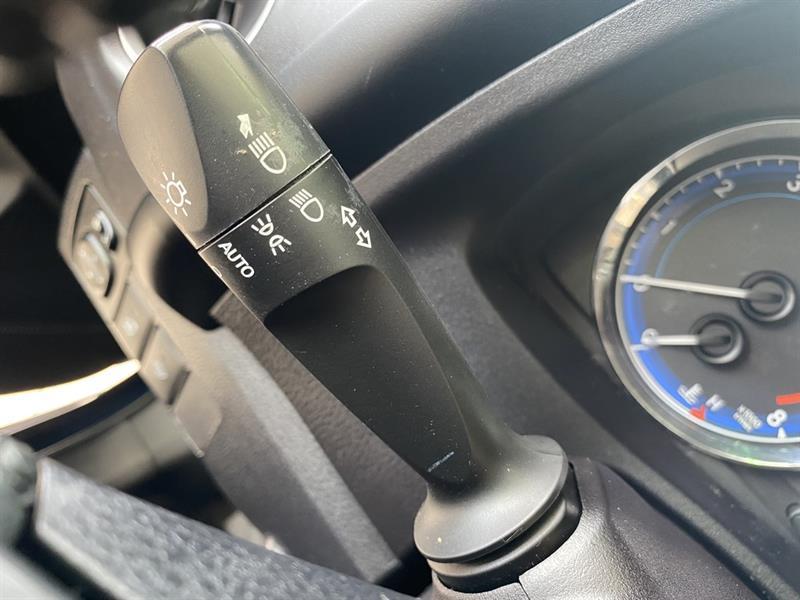 toyota Corolla 2017 - 19