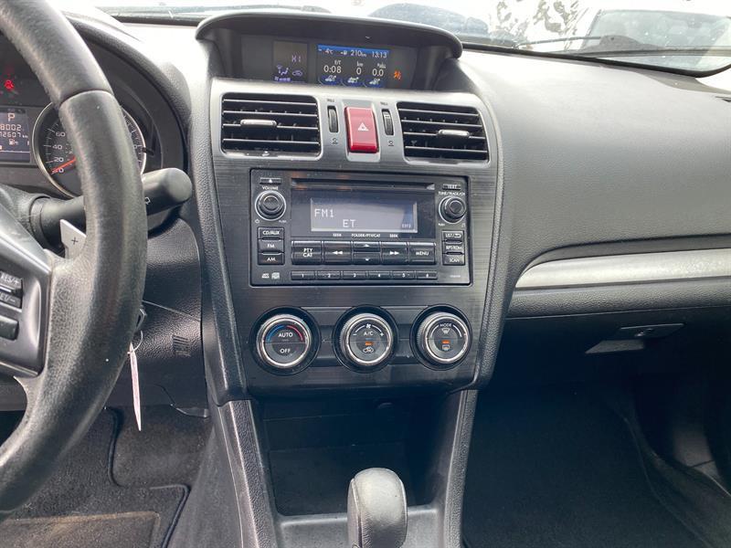 Subaru XV Crosstrek 14