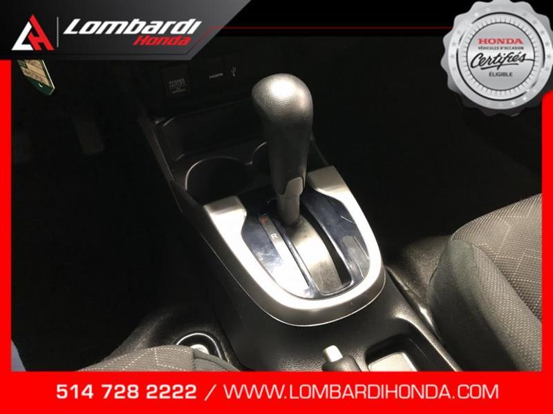 Honda Fit 17
